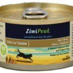 Ziwipeak er ordentligt foder (foto: lavprisdyrehandel.dk)